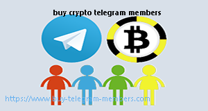 buy telegram members ico